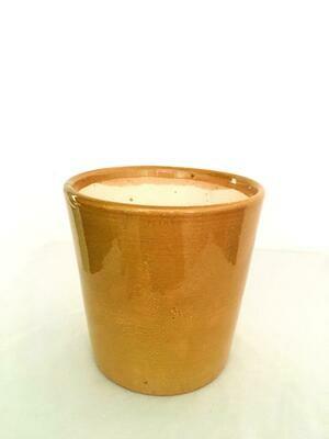 Glass Ceramic Pot