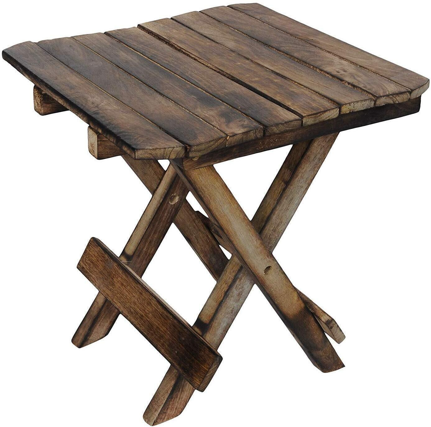 Indoor Wood Plant Stand   Multipurpose Stand   Coffee Stand
