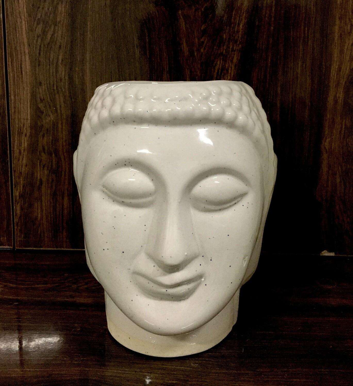 """Buddha 6"""" Ceramic Pot"""
