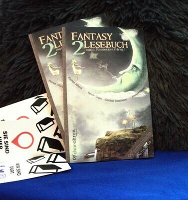 MÄNGELEXEMPLAR: Fantasy-Lesebuch 2