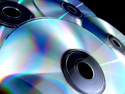 2500 CDs Duplicated w/ Thermal Print