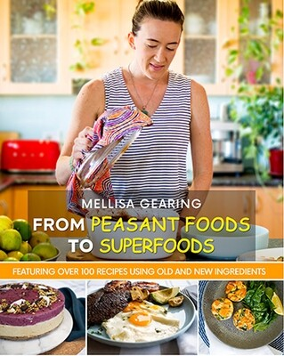 From Peasant Foods to Super Foods: A Healthy Gut Cookbook