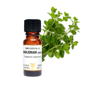 Marjoram (sweet) - Origanum marjorana 10 ml pure Essential Oil