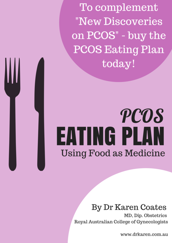 PCOS - Eating Plan