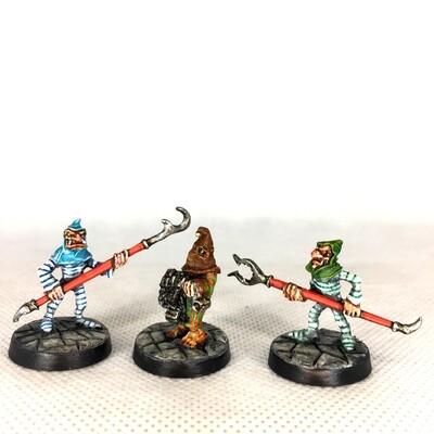 Sorcerer's Minions Slave Handler Set