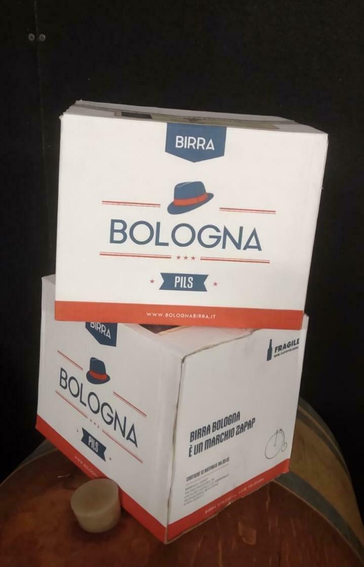 2 Casse di Birra Bologna