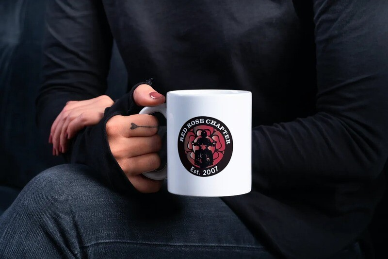 Red Rose Chapter Mug