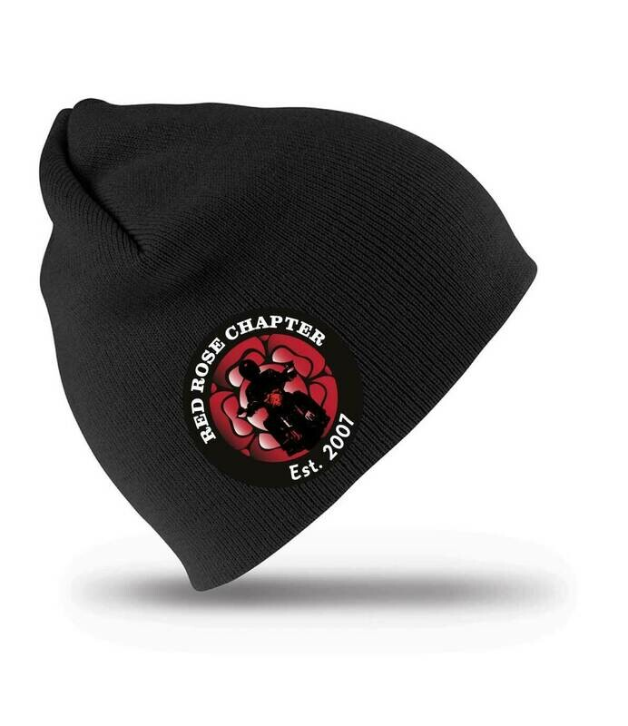 Red Rose Chapter Soft Feel Beanie