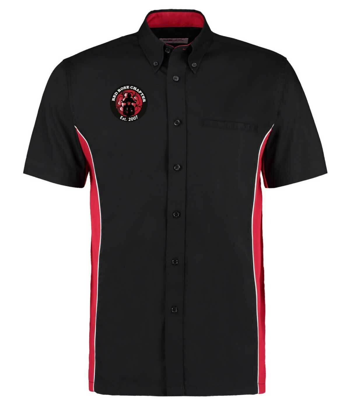 Red Rose Chapter Short Sleeve Sportsman Shirt