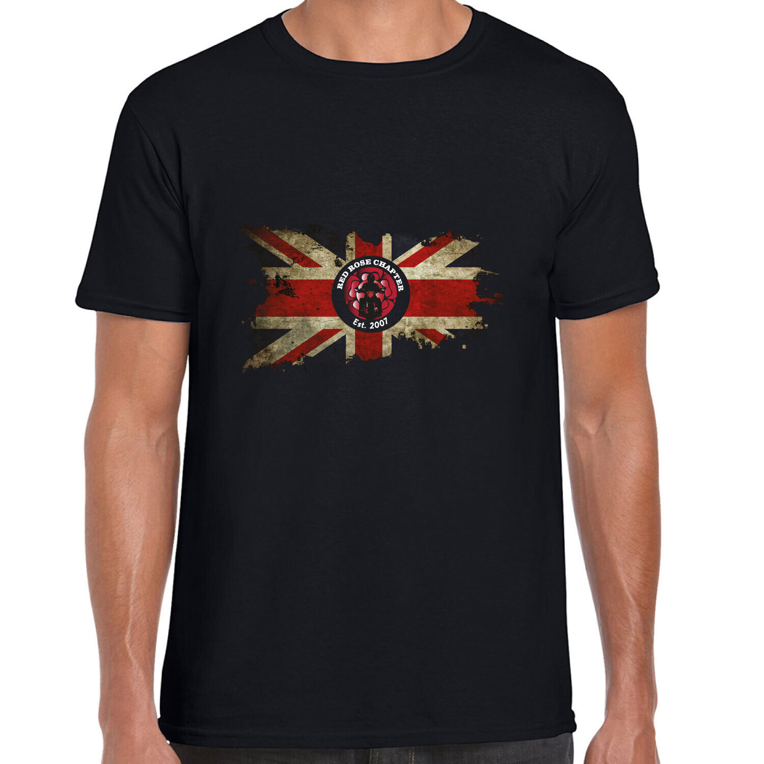 Red Rose Chapter SS T-shirt
