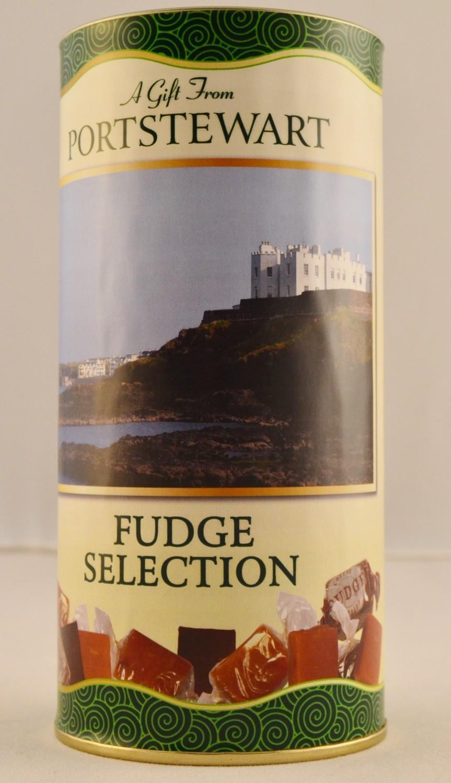 Fudge Selection (Fudge Drum) - Portstewart Branded