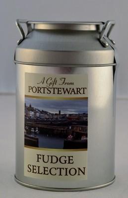 Fudge Selection Churn - Portstewart Branded