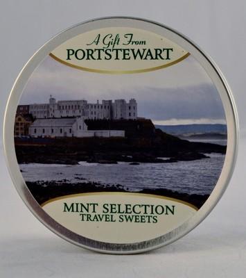 Mint Selection Travel Tin - Portstewart Branded