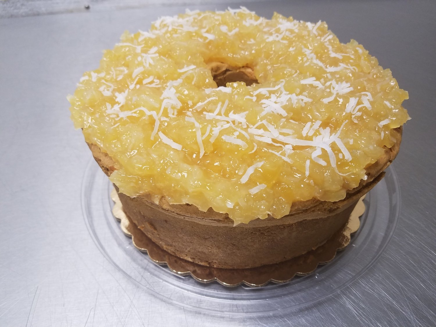 Pineapple Coconut Round or Loaf