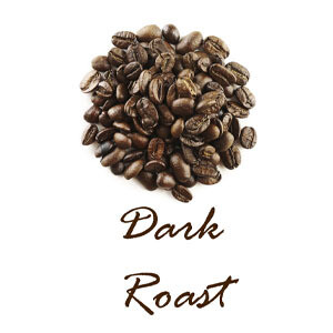 The Bark Dark Roast Coffee 1LB