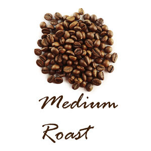 Meow Meow Medium Roast Coffee 1LB