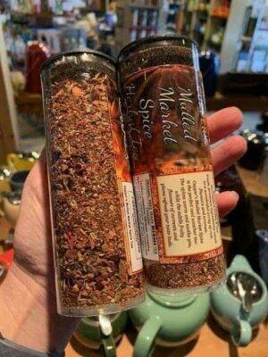 Rishi Mulled Market Spice Herbal Tea Loose