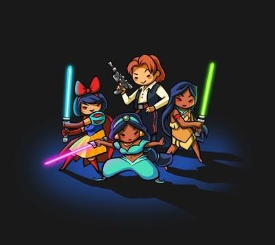 Star Wars Musical: Youth Medium (10-12) T-shirt