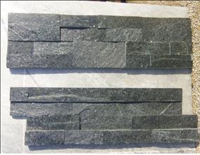 Quartzito noir Z 55 x 15 x 1 / 2 cm