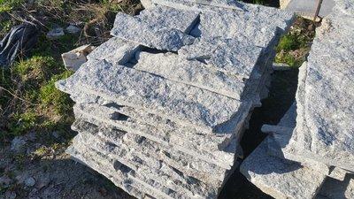 Revêtement en opus de granit Gris/bleu Amares