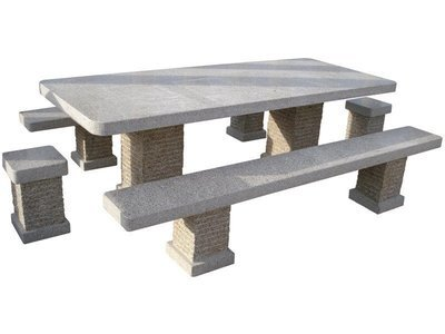 Table en granit Velezia