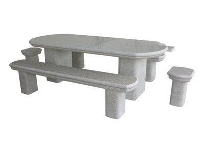 Table en granit Synnema