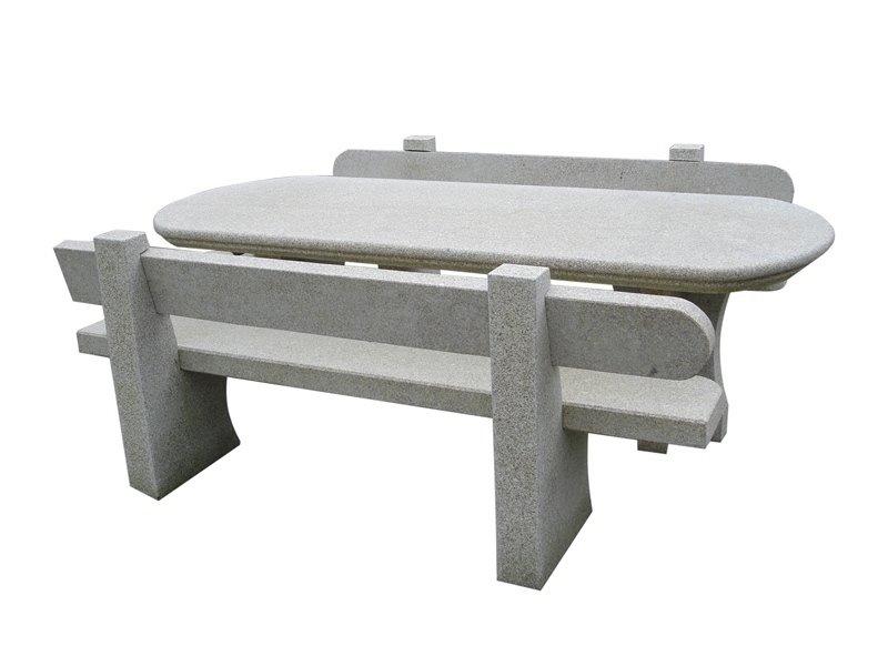 Table en granit Solaria