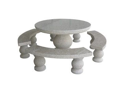 Table en granit Webera