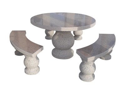 Table en granit Euclea
