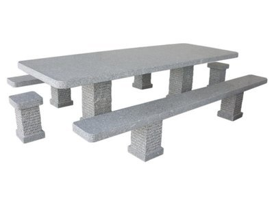 Table en granit Kita