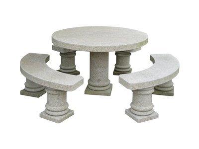 Table en granit Trevda