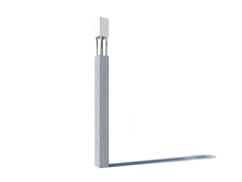 Lampe d´extérieur en granit Vediovis