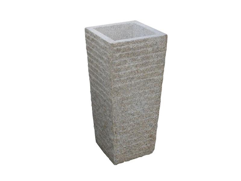 Vase en granit Hiscos