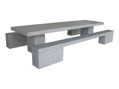 Table en granit Rungia