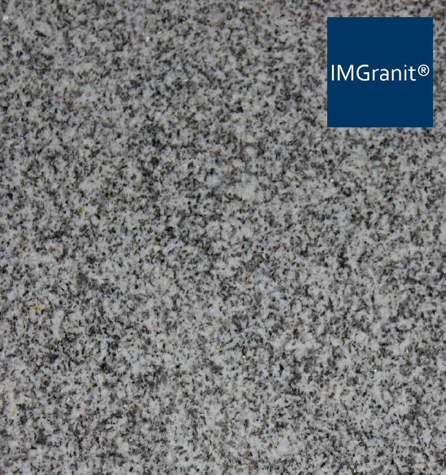"""Dalle en granit Gris clair """"Varrene"""" - Épaisseur 2cm"""
