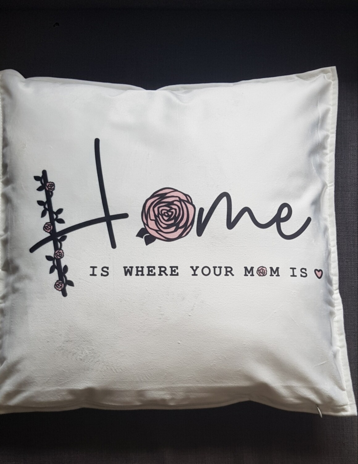 Mother Quote Cushion Cover