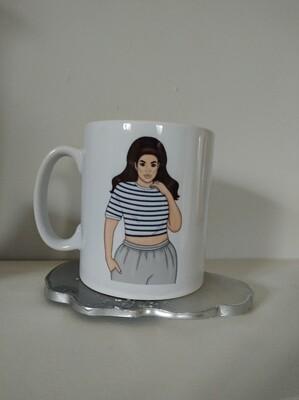 Curves and Coffee Mug