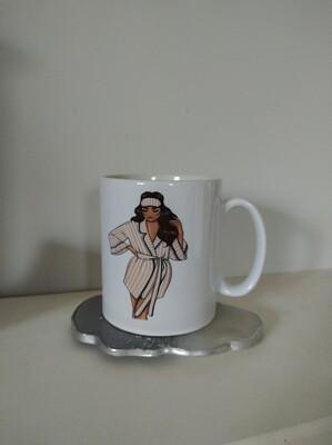 Lazy day Glamour Mug