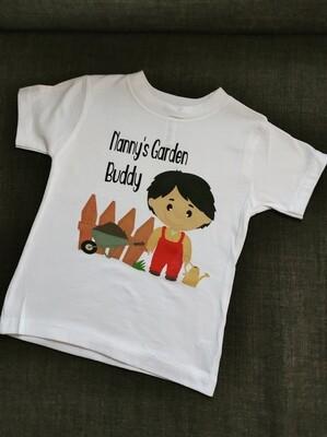 Nanny's Garden Buddy T-Shirt