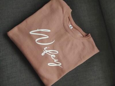 Wifey Personalised Sweatshirt