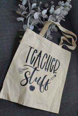 Thank You Teacher Shopper Bag