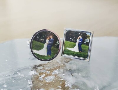 Personalised Cuff Links