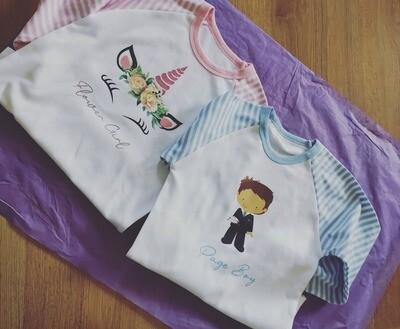 Flower Girl/Page Boy Pyjamas