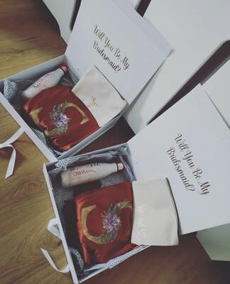 Bridesmaid proposal box (full)