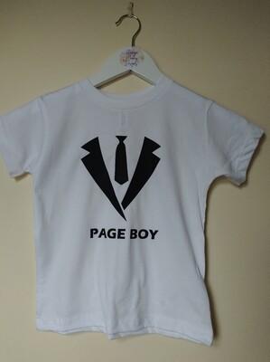 Page Boy T-shirt