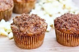 Muffins - Apple & Cinnamon 4 pack