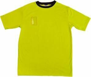 ERÄ! T-Paita Leijona Keltainen Fluorisoiva Väri koko L