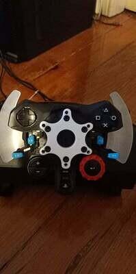 Hub adapter for aftermarket steering wheel G29 / G20