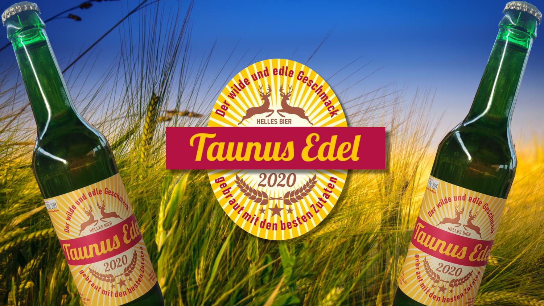 Taunus Edel    24 X 0.33L  incl. Pfand (€ 3.42)