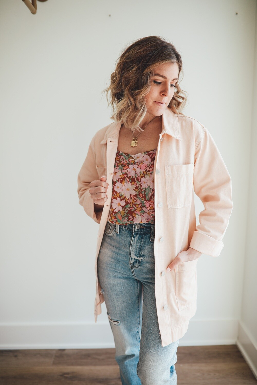 Spring Vibes Jacket